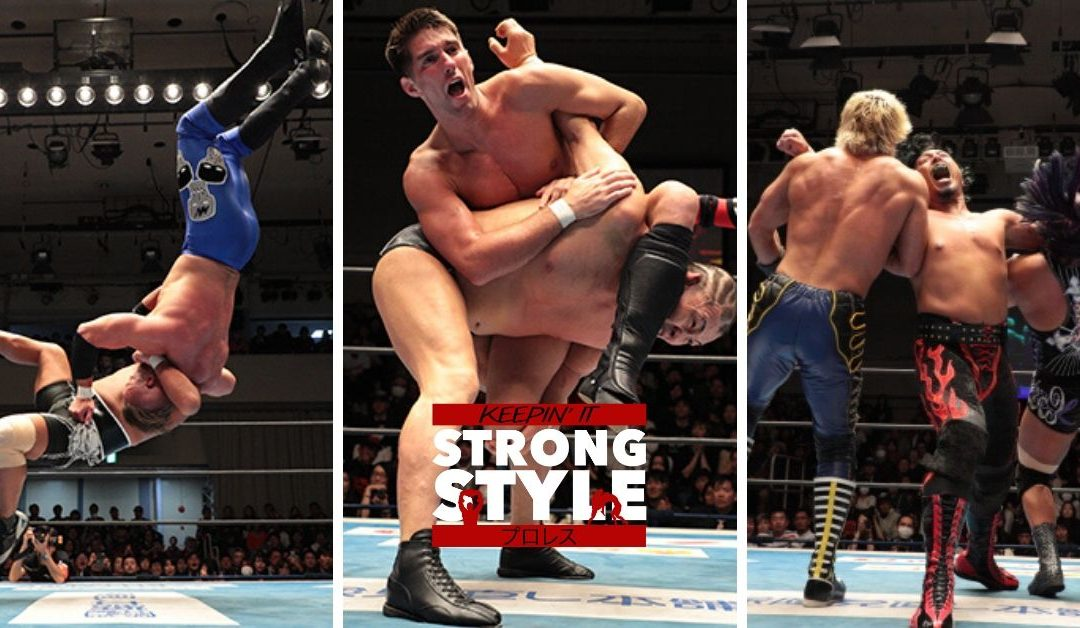 Keepin' It Strong Style – EP 103 – NJPW World Tag League 2019 Nights 1-3 Review
