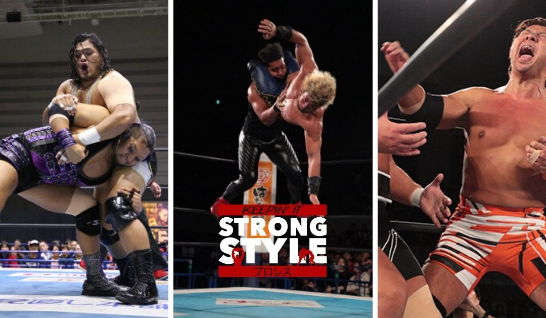 Keepin' It Strong Style - EP 104 - World Tag League 2019 Nights 4-7 Review