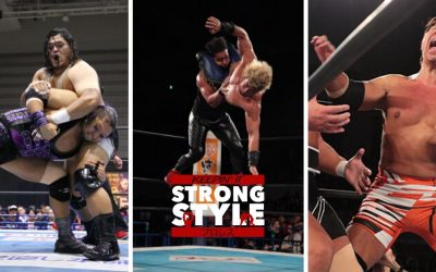 Keepin' It Strong Style – EP 104 – World Tag League 2019 Nights 4-7 Review