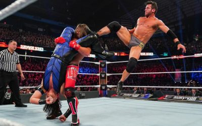 The Ricky &  Clive Wrestling Show – NXT Takeover: Wargames III & WWE Survivor Series REVIEW