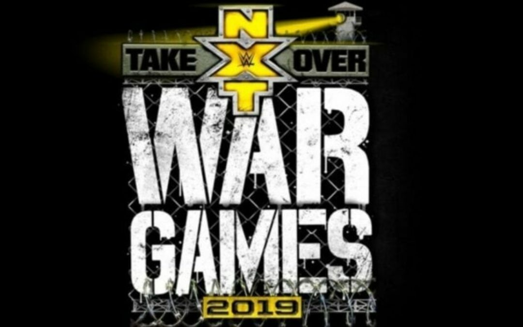 Ricky & Clive's NXT Takeover: Wargames III & WWE Survivor Series Listener Questions