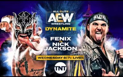 All Things Elite Episode 37:A day by day look at the week in AEW and a preview of AEW Dynamite Chicago