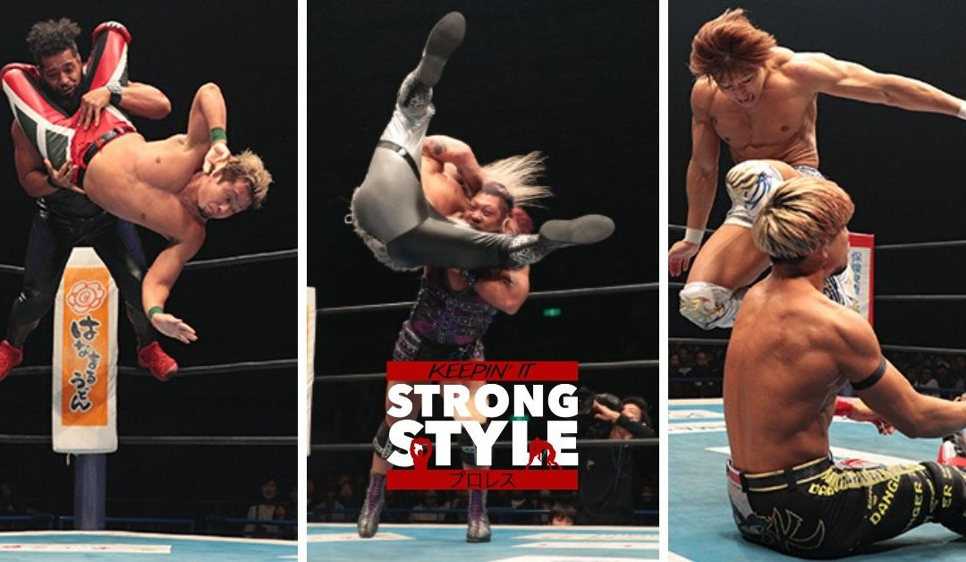 Keepin' It Strong Style – EP 106 – World Tag League 2019 Finals Review