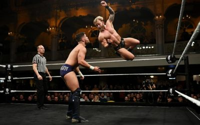 One Nation Radio – 1/13/20 – Blackpool II Review/Tessa/Scurll Re-signs/Nightmare Collective/STARDOM