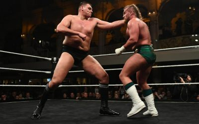 Ricky & Clive's NXT UK Takeover: Blackpool II Fallout & Listeners' Questions
