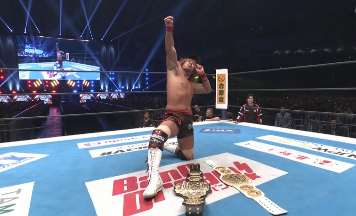 Wrestle Kingdom 14 Instant Reaction with Danny Kuchler and Floyd Johnson