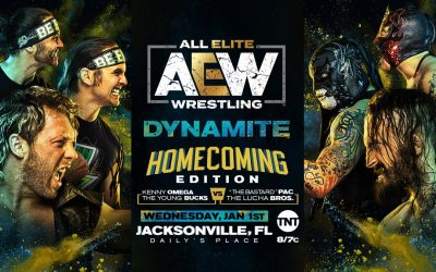 All Things Elite Episode 43: AEW Dynamite Homecoming, Ratings, and AEW based Wrestle Kingdom 14