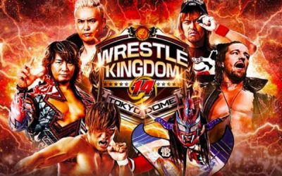 Keepin' It Strong Style – EP 110 – Wrestle Kingdom 14 and New Year Dash Review