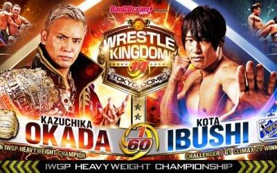 The Ricky & Clive Wrestling Show: NJPW Wrestle Kingdom 14 Review & 2020 Wishlist