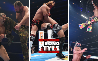 Keepin' It Strong Style – EP 115 – New Beginning in Osaka 2020 Review