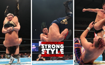 Keepin' It Strong Style – EP 114 – New Beginning in Sapporo 2020 Review