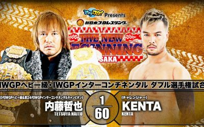 New Beginning in Osaka Preview and Predictions