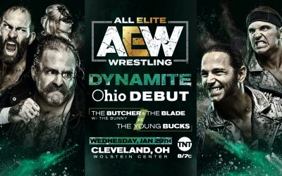 All Things Elite Episode 46: How cool is the Hangman? Has Britt Baker finally found her voice? New Dynamite locations announced
