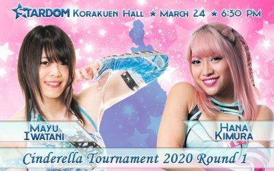 One Nation Radio – 3/22/20 – 2-Day Wrestlemania/Dynamite/NXT/Stardom Cinderella Tournament Preview