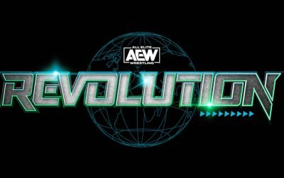 The Ricky & Clive Wrestling Show: AEW Revolution Review / Podcast Announcement