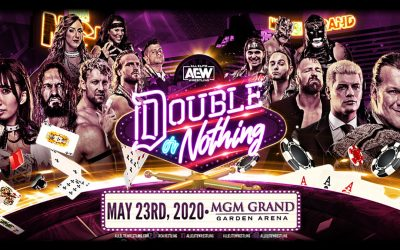 All Things Elite Episode 57: BTE 199, Double or Nothing in Vegas postponed, AEW Dark and Dynamite reviews, and WWE releases.