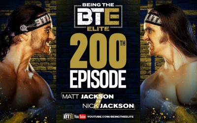 All Things Elite Episode 580: BTE 200, AEW Dark and Dynamite preview, Cody gets his name back, and AEW's TV taping schedule