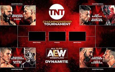 All Things Elite Episode 55: AEW Dark and Dynamite review and TNT Championship predictions