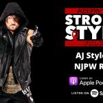 AJ Styles' NJPW Run