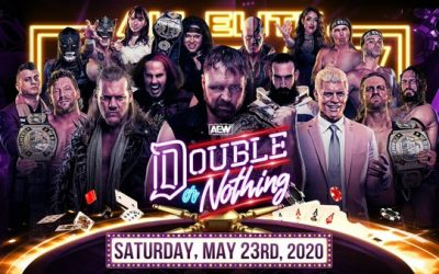 All Things Elite Episode 62: Contest Winners announced, AEW Dynamite 5/20 review, and Double or Nothing preview w/ Tiffany and Amy
