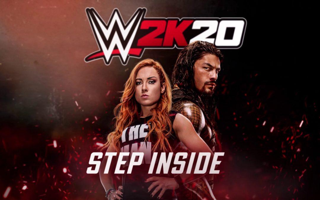 WWE 2K20/2K22 UPDATE/FEEDBACK/NEW FEATURES LIST