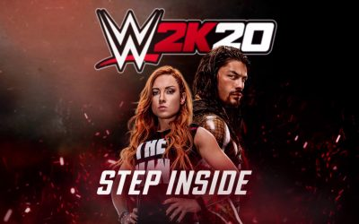 WWE 2K20/2K22 UPDATE/FEEDBACK/NEW FEATURES LIST