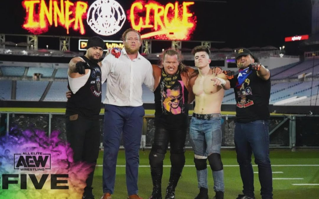 All Things Elite Episode 60: Amy and Live Dynamite are Back!, Double or Nothing contest announcement, BTE 202, Dark, and AEW safety precautions going forward.