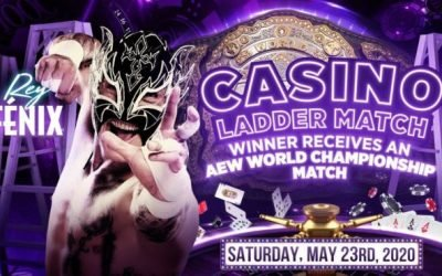 All Things Elite Episode 61: Contest Update, Casino Ladder Match participants and rules, AEW Dark and Dynamite, Stadium Stampede, and the match card so far from Double or Nothing