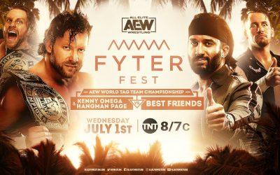Donovan's Dynamite Preview: Fyter Fest 2020 Night 1