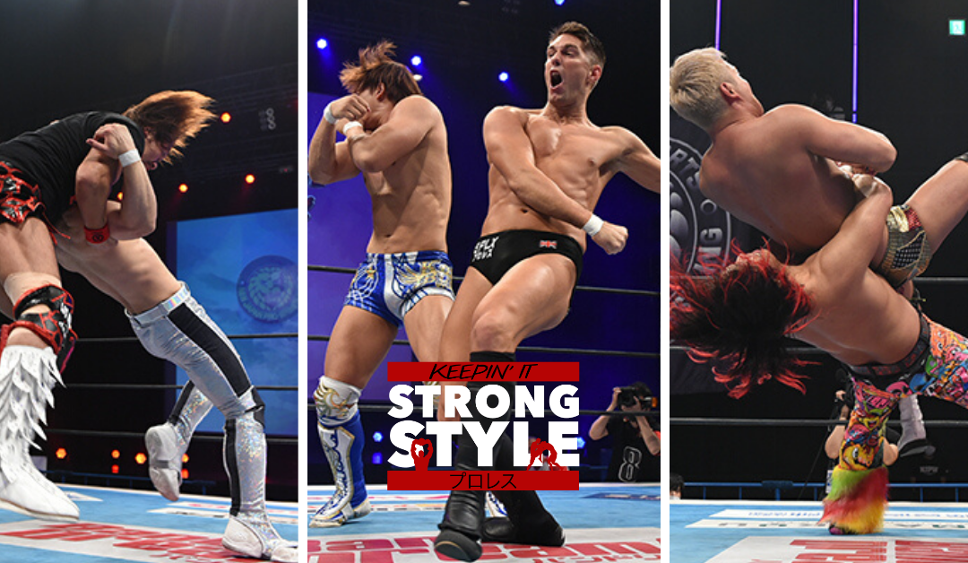 Keepin' It Strong Style – EP 133 – New Japan Cup 2020 Preview & Together Project Review
