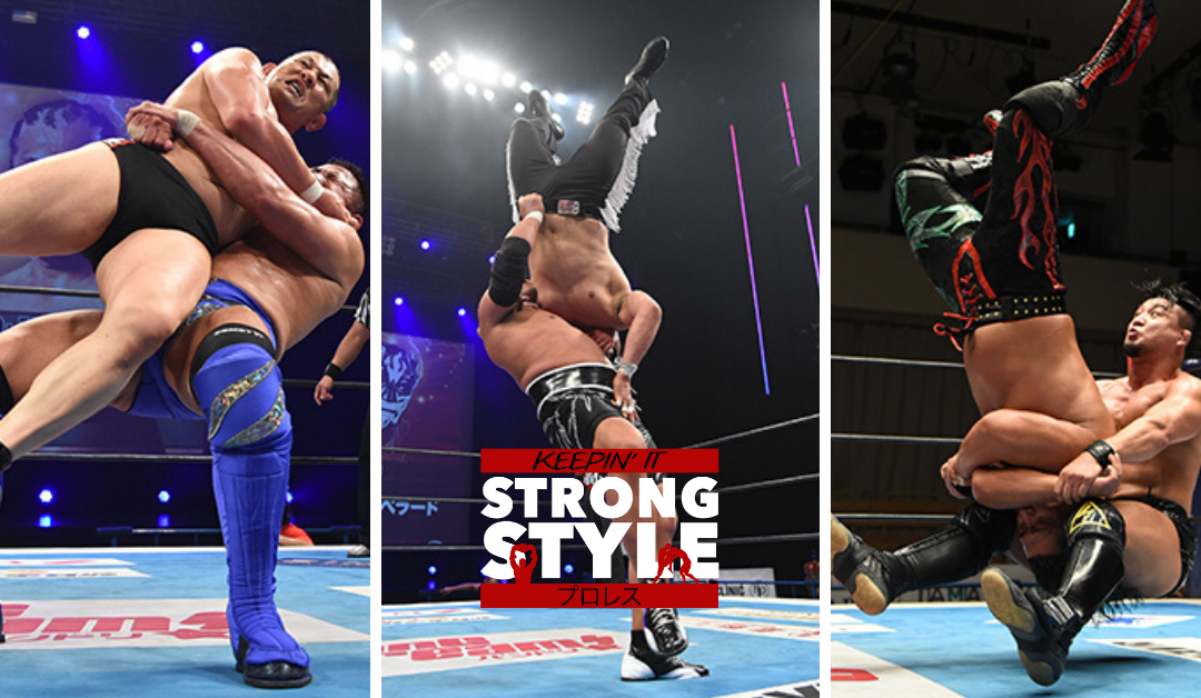 Keepin' It Strong Style – EP 134 – New Japan Cup Nights 1-3 Review