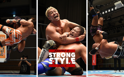 Keepin' It Strong Style – EP 135 – New Japan Cup Nights 4-5 Review