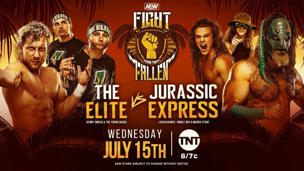 Fight for the Fallen: The Elite vs. Jurassic Express