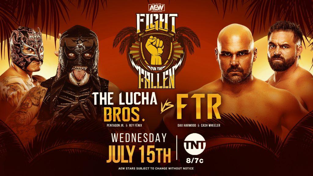 Fight for the Fallen: The Lucha Bros. vs. FTR