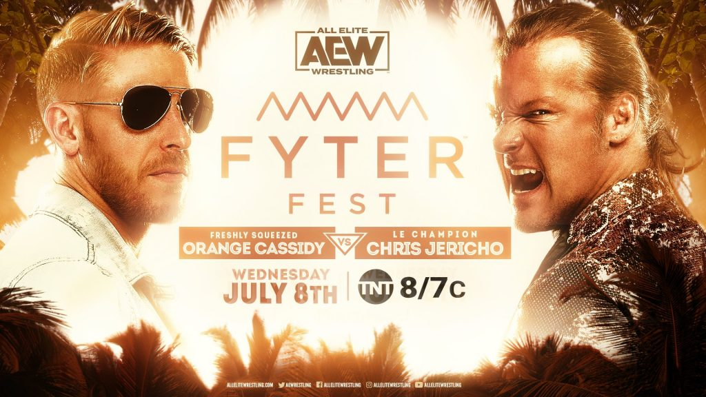 Fyter Fest Night Two Main Event: Orange Cassidy vs. Chris Jericho