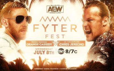 Donovan's Dynamite Preview: Fyter Fest 2020 Night 2