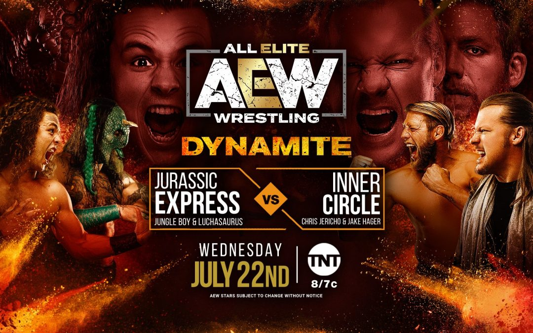 Donovan's AEW Dynamite Preview for July 22, 2020