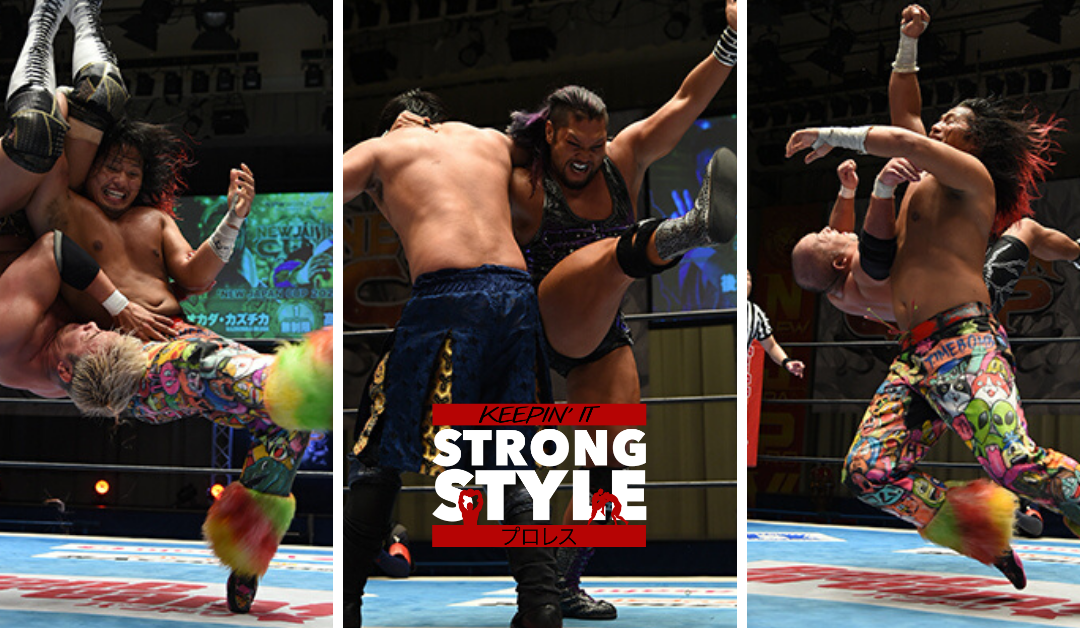 Keepin' It Strong Style – EP 136 – New Japan Cup 2020 Quarter & Semifinal Review
