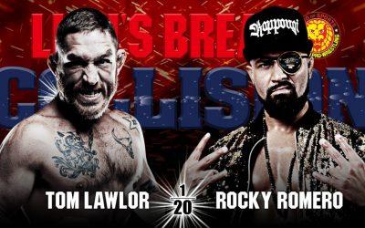 NJPW Lion's Break Collision Episode 3 Preview