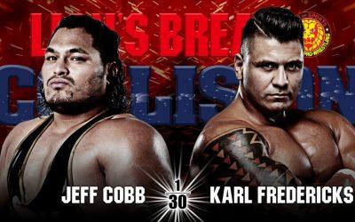 NJPW Lion's Break Collision Episode 4 Preview