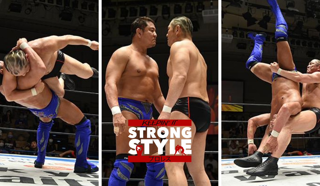 Keepin' It Strong Style – EP 140 – KOPW Title, New Japan Cup USA, Half-Year Report, & More!