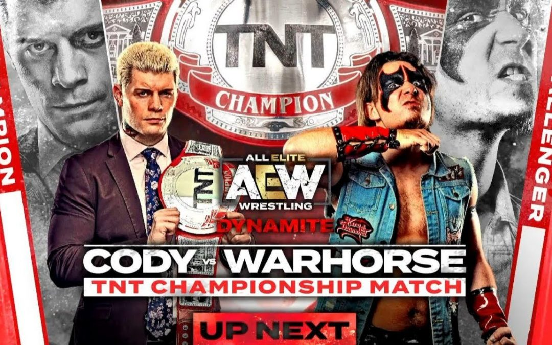 All Things Elite Episode 71: New arrivals to AEW, rules of Women's Deadly Draw Tournament, 7/29 AEW Dynamite review, 8/5 Dynamite preview, and Did Warhorse Rule Ass?