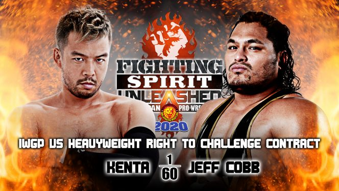 NJPW Strong: Fighting Spirit Unleashed Night Two Preview
