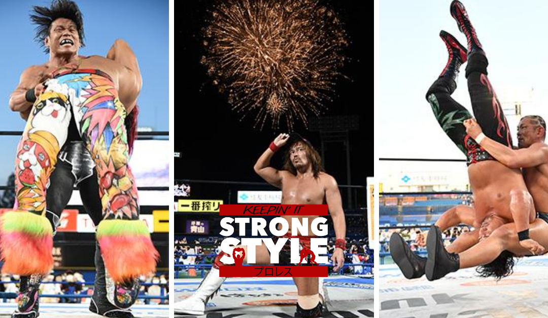 Keepin' It Strong Style – EP 144 – NJPW Summer Struggle in Jingu Review