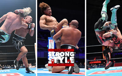 Keepin' It Strong Style – EP 148 – G1 Climax 30 Nights 3-5 Review