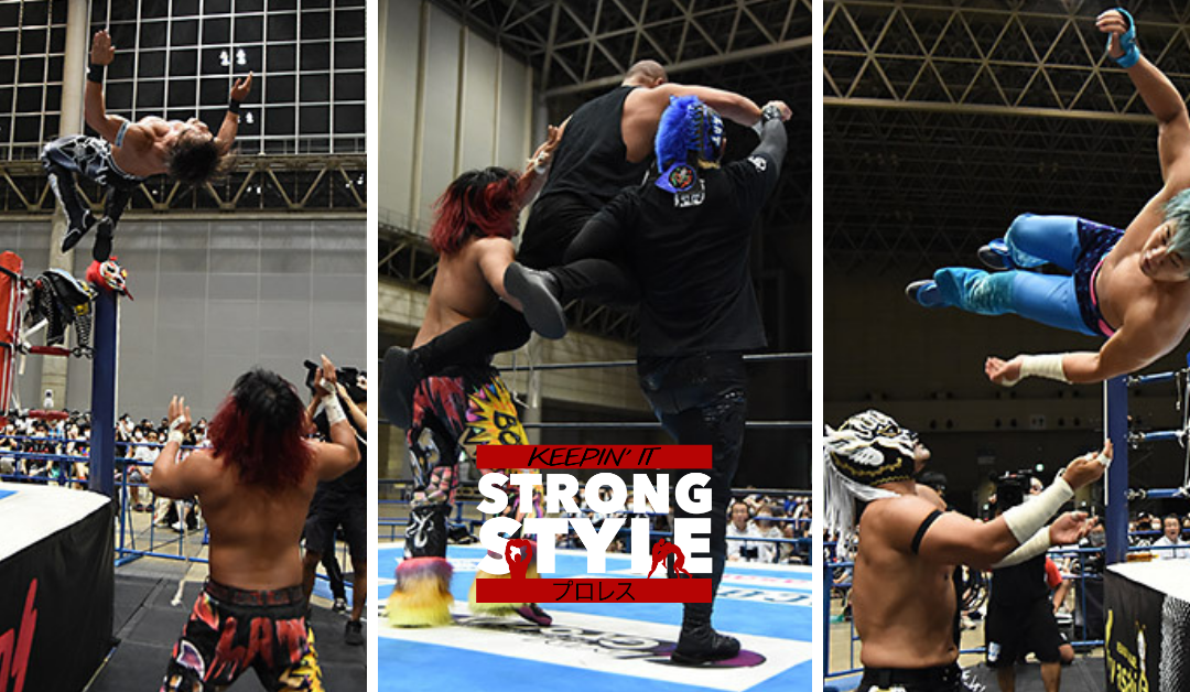 Keepin' It Strong Style – EP 145 – New Japan Road & Fighting Spirit Unleashed Night 1 Review