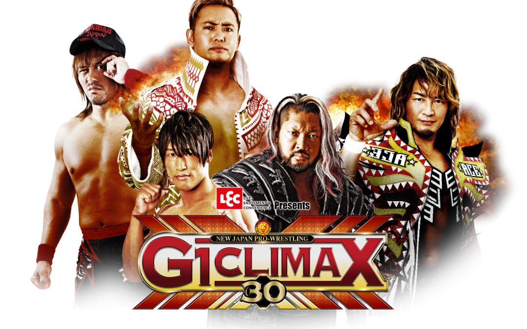 Keepin' It Strong Style – G1 Climax 30 Pick 'Em Contest