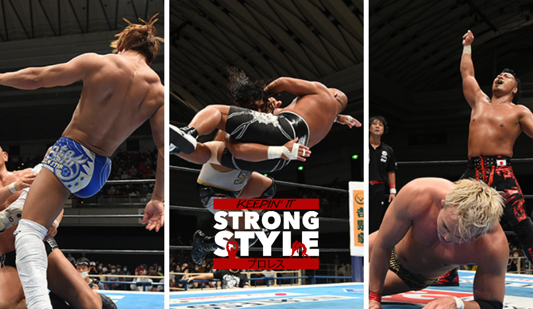 Keepin' It Strong Style – EP 150 – G1 Climax 30 Nights 9-14 Review