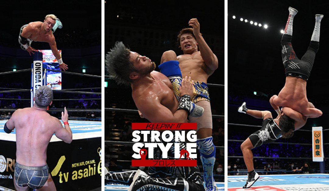 Keepin' It Strong Style – EP 151 – G1 Climax 30 Finals Review