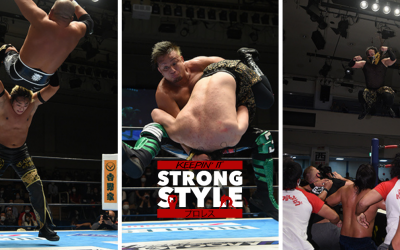 Keepin' It Strong Style – EP 152 – Road to Power Struggle Night 1 Review